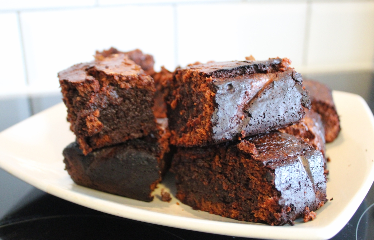 Indulgent Chocolate Brownies